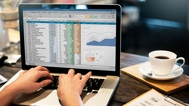 You can no longer build your business using spreadsheets